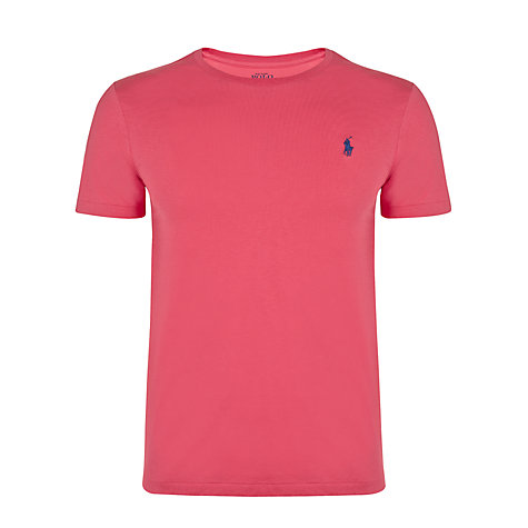 Buy Polo Ralph Lauren Comfort Fit T-Shirt Online at johnlewis.com