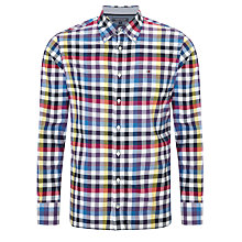 Buy Tommy Hilfiger Harry Checked Shirt Online at johnlewis.com