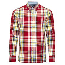 Buy Tommy Hilfiger Albert Check Shirt Online at johnlewis.com