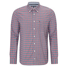 Buy Tommy Hilfiger Carson Check Shirt Online at johnlewis.com