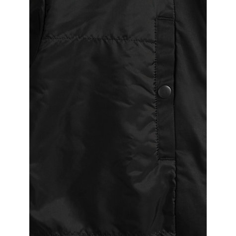 Buy Diesel J-Thalia Bomber Jacket, Black Online at johnlewis.com