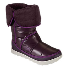 Buy The North Face Women's Amore Boots, Purple Online at johnlewis.com