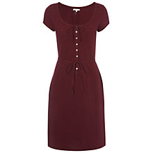 Buy White Stuff Peasant Dress, Cherry Online at johnlewis.com