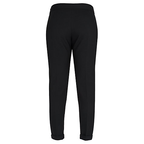 Buy French Connection Dash Tailored Trousers, Black Online at johnlewis.com