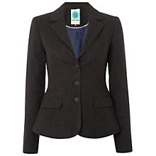 Buy White Stuff Tweed Blazer, Grey Online at johnlewis.com