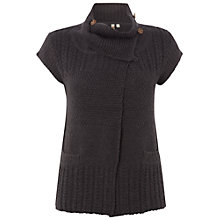 Buy White Stuff Town & Country Cardigan, Steel Online at johnlewis.com