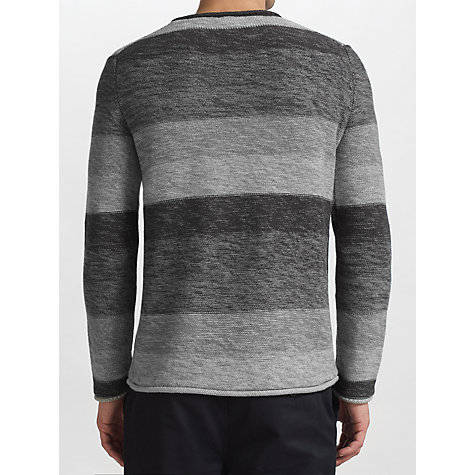 Buy Kin by John Lewis Ombre Crew Neck Jumper Online at johnlewis.com
