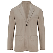 Buy John Lewis 2 Button Cotton Blazer Online at johnlewis.com