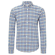 Buy John Lewis Large Tattersall Oxford Check Shirt Online at johnlewis.com