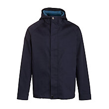 Buy Kin by John Lewis Hooded Jacket, Navy Online at johnlewis.com