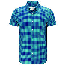 Buy John Lewis Oxford Bi-Colour Check Long Sleeve Shirt Online at johnlewis.com