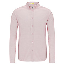 Buy Kin by John Lewis Fine Stripe Long Sleeve Shirt Online at johnlewis.com
