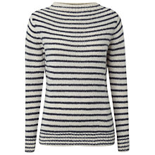 Buy White Stuff Harbour Lights Jumper, Steel Online at johnlewis.com