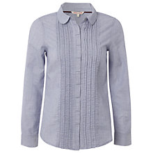 Buy White Stuff Ditsy Shirt, Sky Blue Online at johnlewis.com