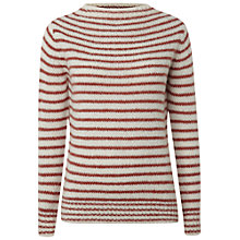 Buy White Stuff Harbour Lights Jumper, Cherry Online at johnlewis.com