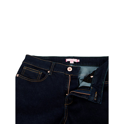 "Buy Ted Baker Rowsey Rinse Wash Bootcut Jeans, L34"" Online at johnlewis.com"