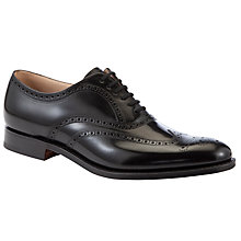 Buy Church's New York Goodyear Welt Brogue Oxford Shoes Online at johnlewis.com