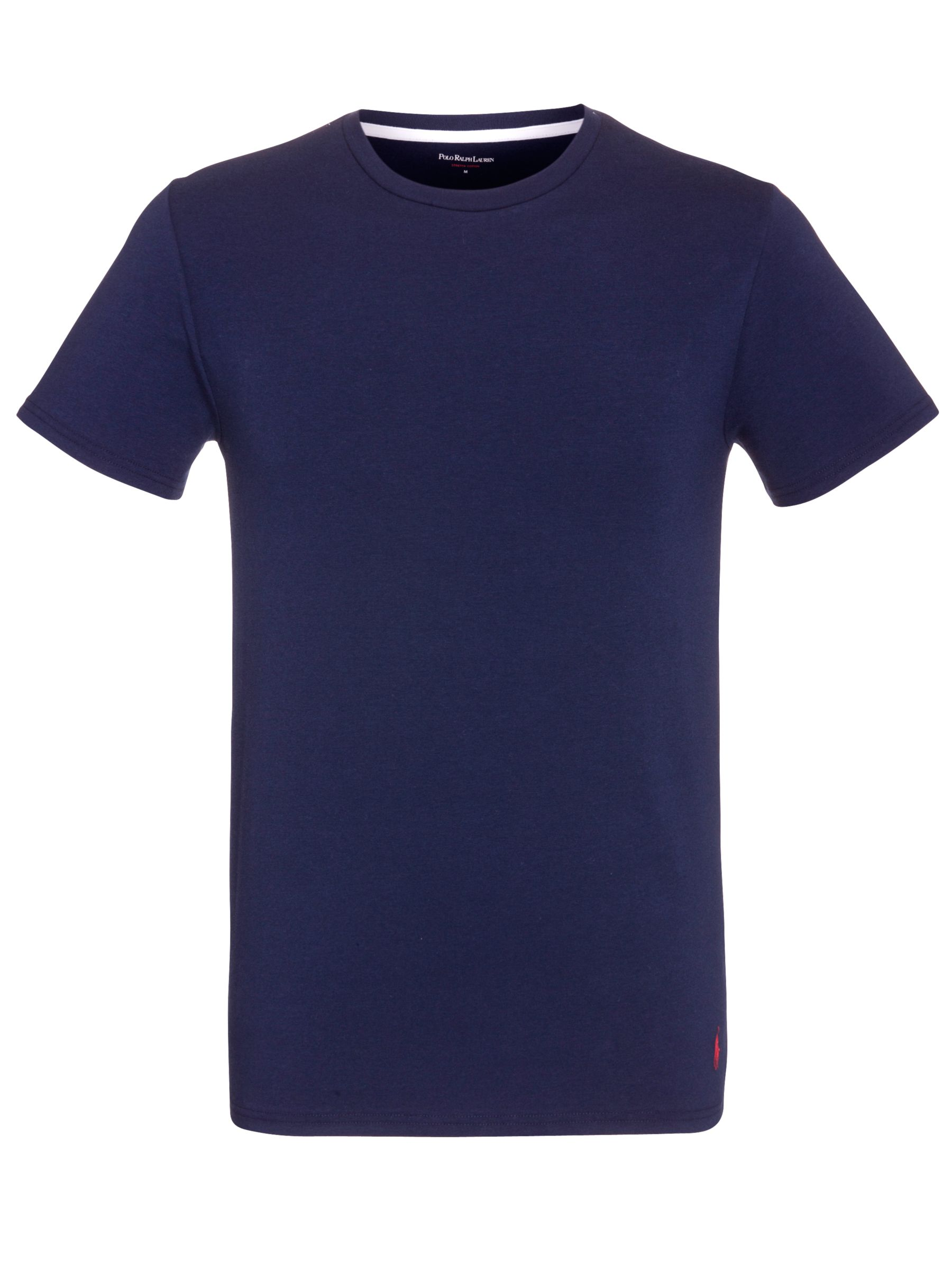 Polo Ralph Lauren Stretch Crew Neck T-Shirt, Navy