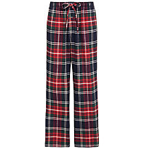 Buy Polo Ralph Lauren Cotton Flannel Lounge Pants Online at johnlewis.com