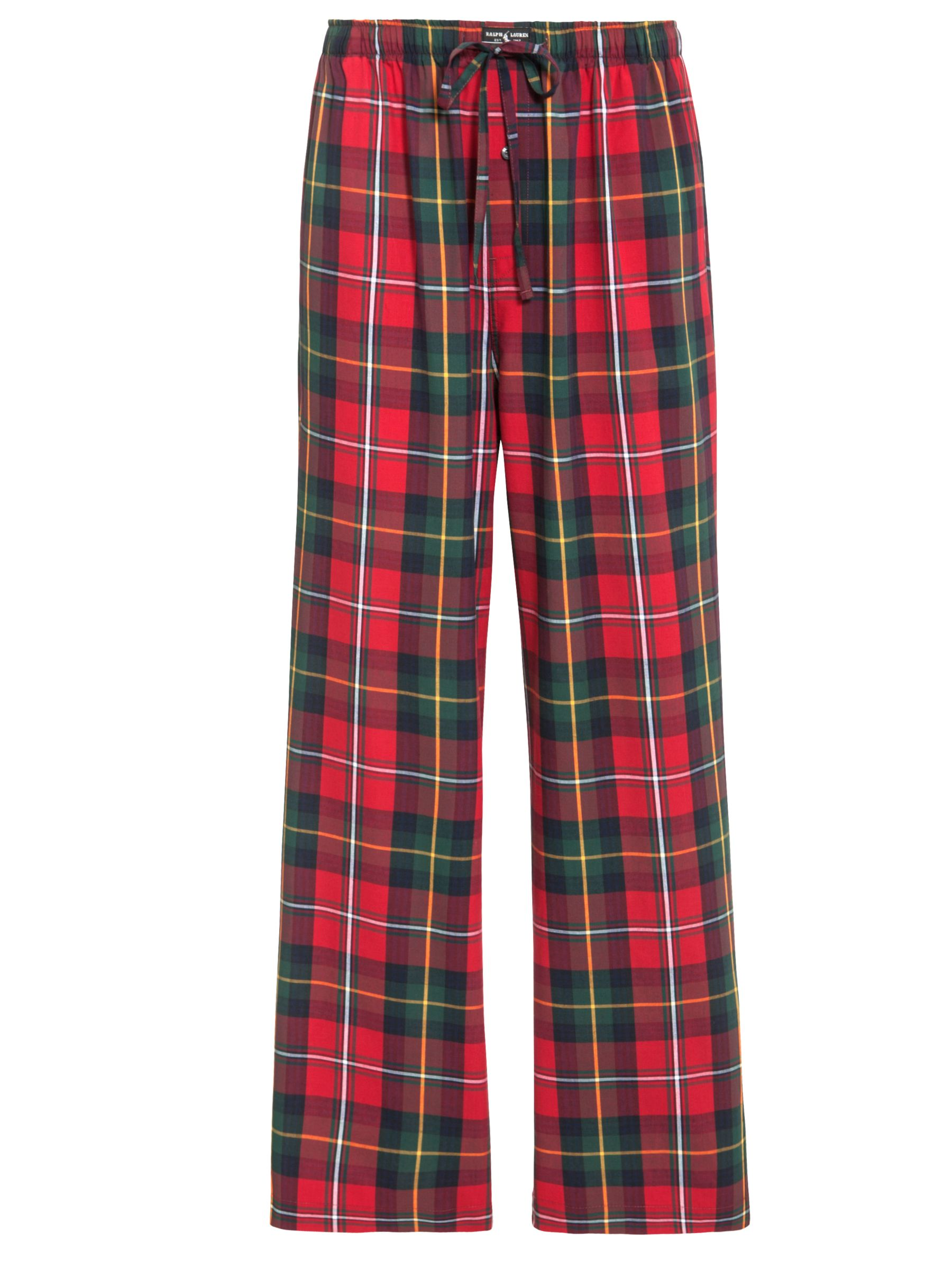 Polo Ralph Lauren McNeil Flannel Sleep Pants, Red