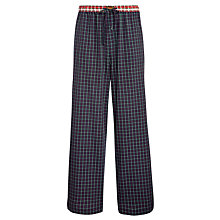 Buy Polo Ralph Lauren Munro Check Lounge Pants, Green/Navy/Red Online at johnlewis.com