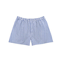 Buy Thomas Pink Alford Stripe Boxer Shorts Online at johnlewis.com