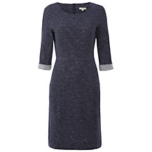 Buy White Stuff Rambler Dress, Blue Marl Online at johnlewis.com