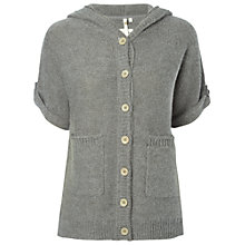 Buy White Stuff Sergeant Cardigan, Smokey Grey Online at johnlewis.com