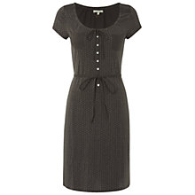 Buy White Stuff Peasant Dress, Steel Online at johnlewis.com