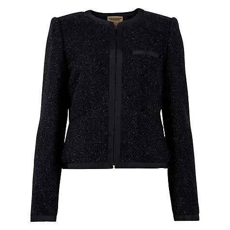 Buy Ted Baker Sparkle Jacket, Black Online at johnlewis.com
