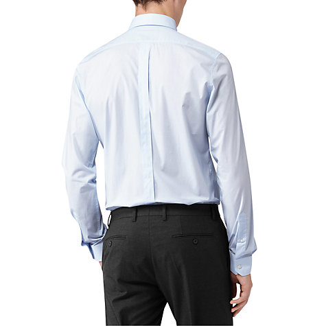 Buy Reiss Pluto Patch Pocket Slim Fit Long Sleeve Shirt Online at johnlewis.com