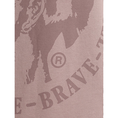 Buy Diesel Only the Brave Cotton Sweatshirt, Mulberry Online at johnlewis.com