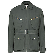 Buy Reiss Crabtree Belted Field Jacket Online at johnlewis.com