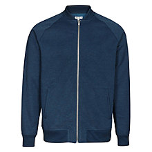 Buy Reiss Falco Plain Baseball Jacket Online at johnlewis.com
