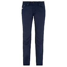 Buy Diesel Darron Slim-Fit Tapered Jeans, Navy Online at johnlewis.com