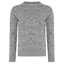 Buy Selected Homme Rowan Crew Neck Jumper Online at johnlewis.com