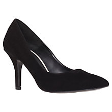 Buy KG by Kurt Geiger Bastille Court Shoes, Black Online at johnlewis.com