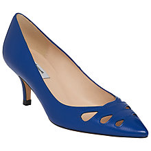 Buy L.K. Bennett Marlie Cut Out Detail Court Shoes Online at johnlewis.com