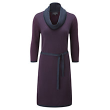 Buy Viyella Atlantic Dress, Damson Online at johnlewis.com