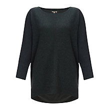 Buy Jigsaw Dropped Hem Jumper Online at johnlewis.com