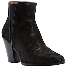 Buy Dune Black Silo Ankle Boots Online at johnlewis.com