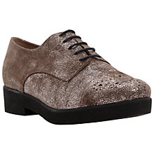 Buy Dune Black Hartwood Lace Up Shoes Online at johnlewis.com