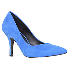Buy KG by Kurt Geiger Bastille Court Shoes, Blue Online at johnlewis.com