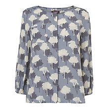 Buy Phase Eight Elveden Print Blouse Online at johnlewis.com