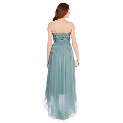 Buy Coast Theodora Maxi Dress, Duck Egg Online at johnlewis.com