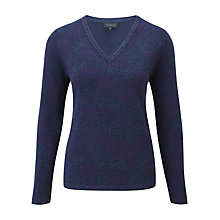 Buy Viyella Oriental Print Jumper Online at johnlewis.com