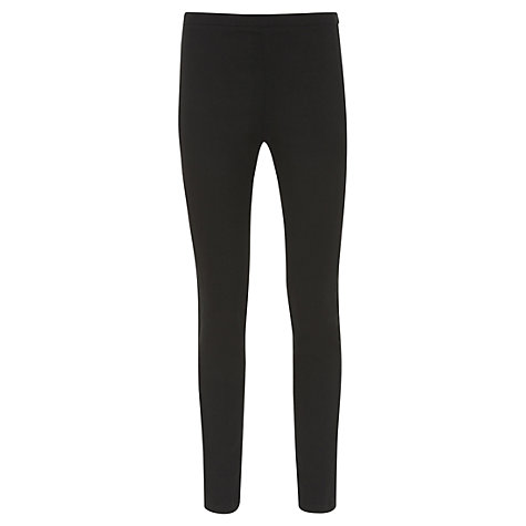 Buy Mint Velvet Denim Jeggings, Black Online at johnlewis.com