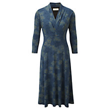 Buy Viyella Petite Atlantic Dress, Blue Online at johnlewis.com