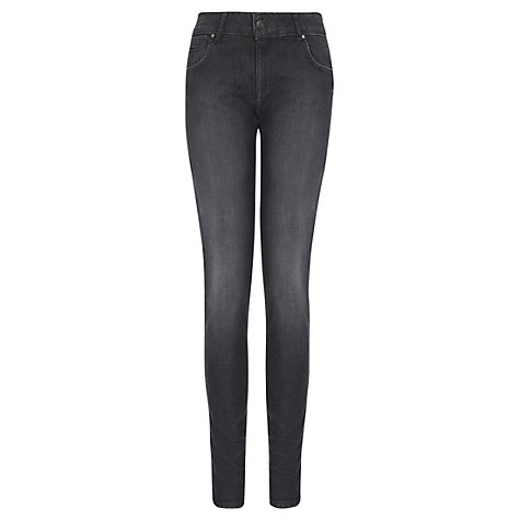 Buy Jigsaw Richmond Jeans, Grey Online at johnlewis.com