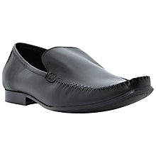 Buy Dune Anglian Leather Moccasin Shoes Online at johnlewis.com